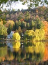 Fall on the Westport Pond